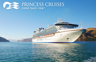 Princess Cruises 1024x683
