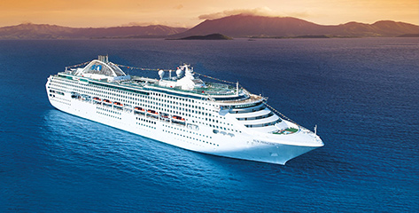 Круизы Princess Cruises